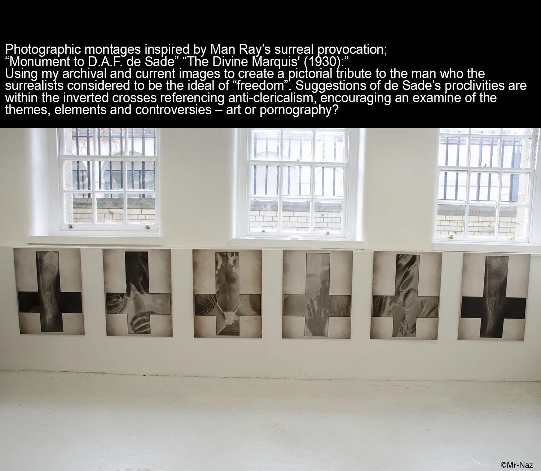 Transitional Exhibition 2017 Chelsea School of Art