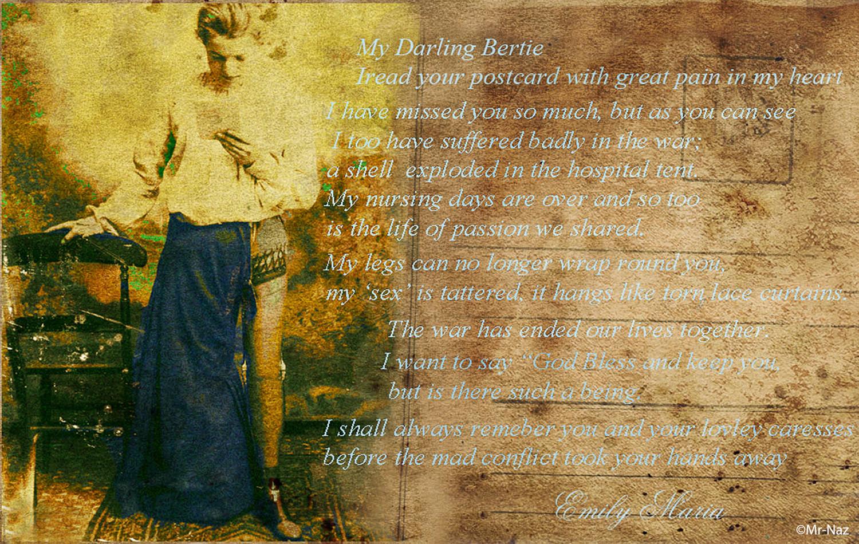 My Dearest Darling Bertie